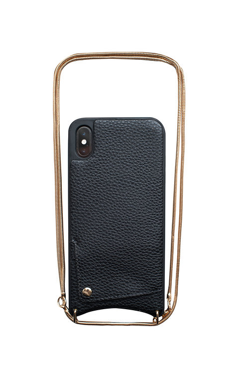 CHAIN CASE LEATHER