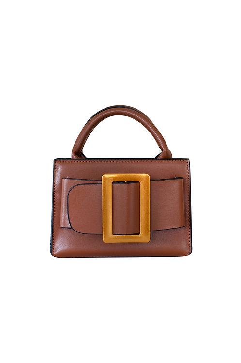 BROWN SMALL BAG