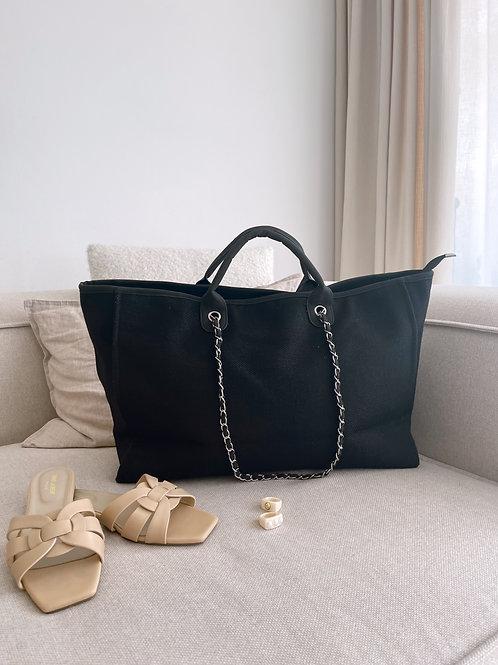 LEA BAG BLACK