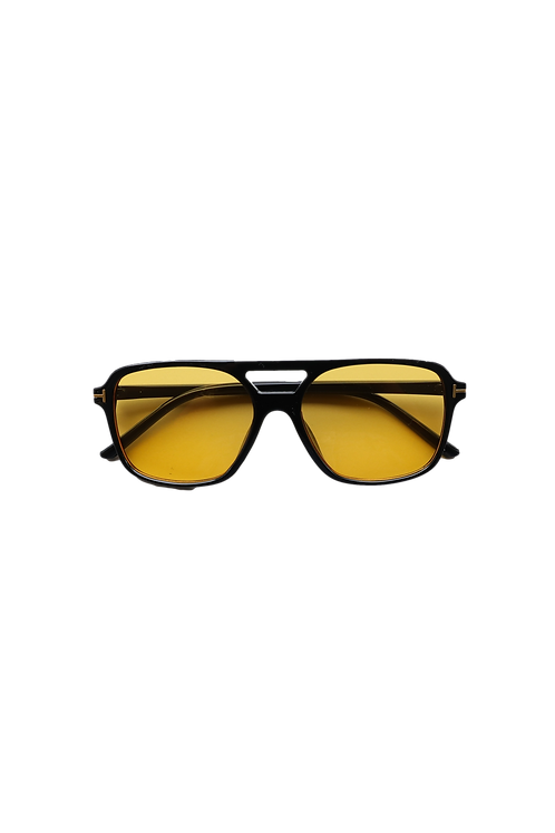 BILLY GLASSES YELLOW
