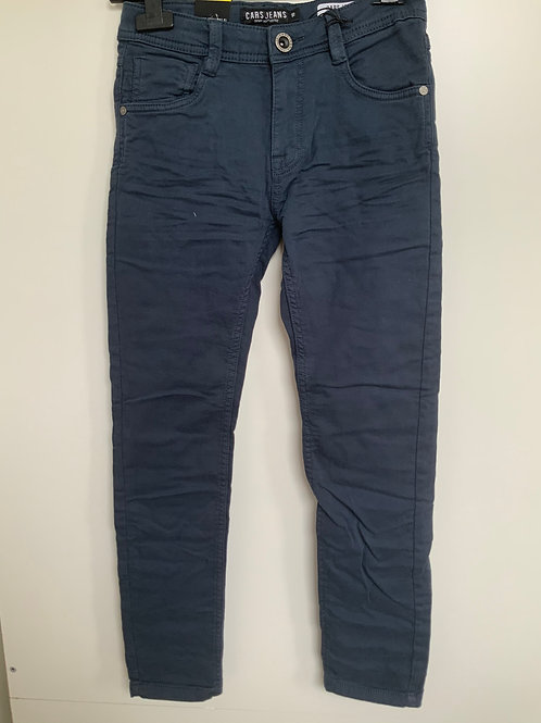 Jeans Cars Regular Fit donkerblauw