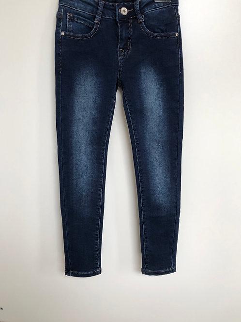 Jeans slim fit blauw