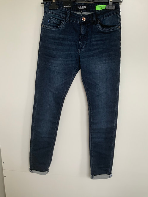 Jeans Cars Burgo slim fit zwart