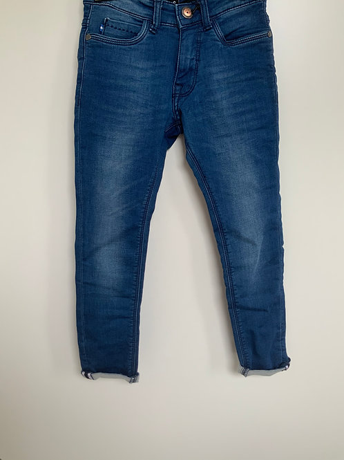 Jeans Cars Burgo Slim Fit blauw