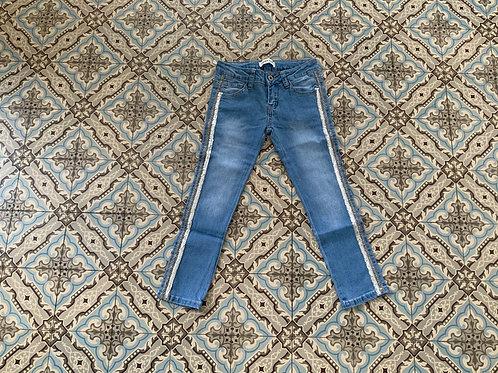 Jeans Trendy met steentjes