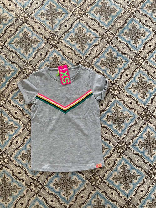 T-shirt Funcky XS grijs
