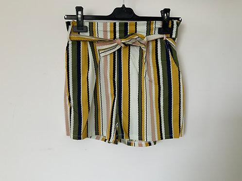 Short Trendy strepen