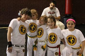 ACL Capoeira Kids Macon Martial Arts