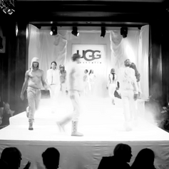 UGG Australia Fashion Shows