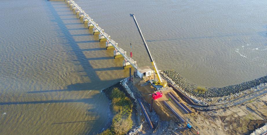 Savannah Tide Gate Removal