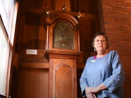 Take a video tour of historic Thuya Lodge