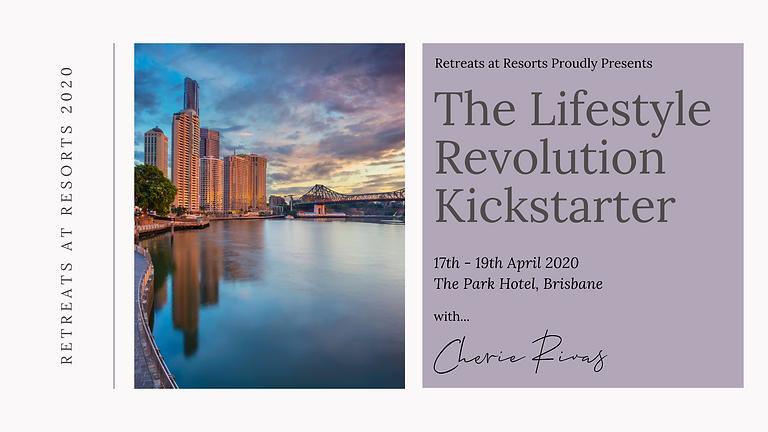 The Lifestyle Revolution Kickstarter