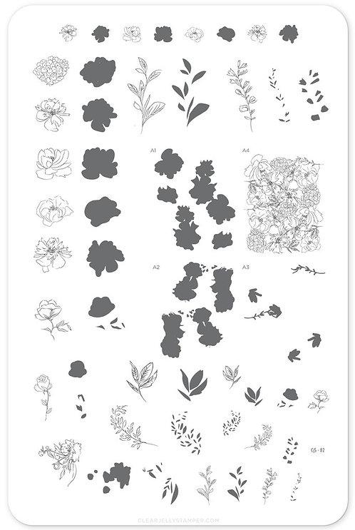 Sketched Garden (CjS-82)