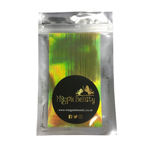 HOLOGRAPHIC STRIPING TAPE GOLD