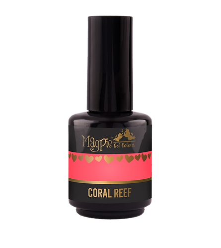 coral-reef Gel Colour CARNIVAL Collection RRP