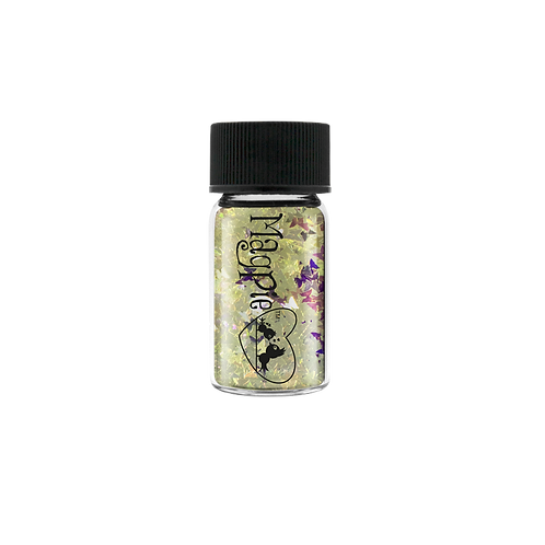 BUTTERFLIES Magpie Glitter Shapes 4g Jar