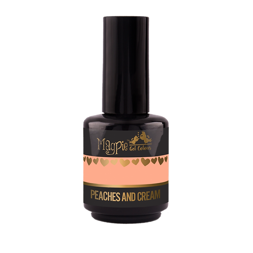 PEACHES AND CREAM Magpie Gel Colour