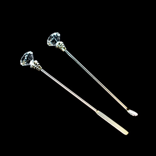 GEL STIRRER AND SPOON