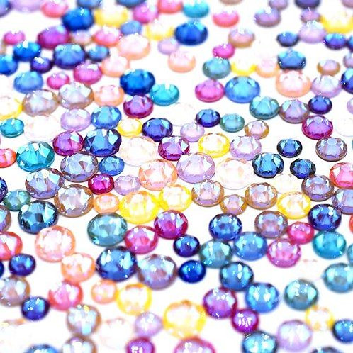 Delite_Mix_of_Swarovski®_Flatback_Crystals_For_Nail_Art