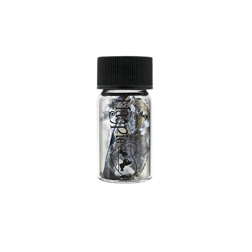 SILVER LEAF Premium grade glitter