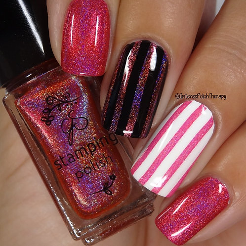 Holo 04- Nail Stamping Color