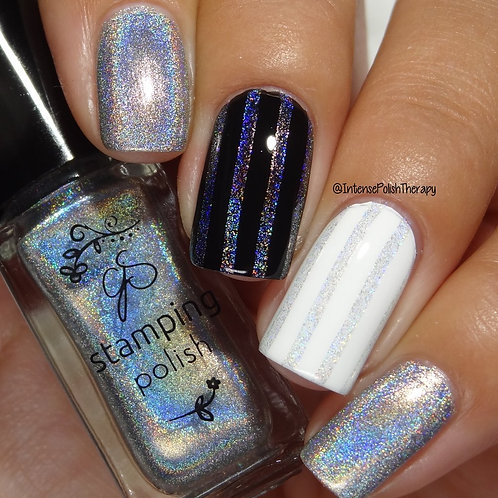 Holo 03 - Nail Stamping Color