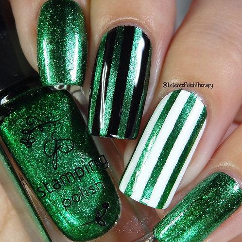 #61 Glitzy Evergreen