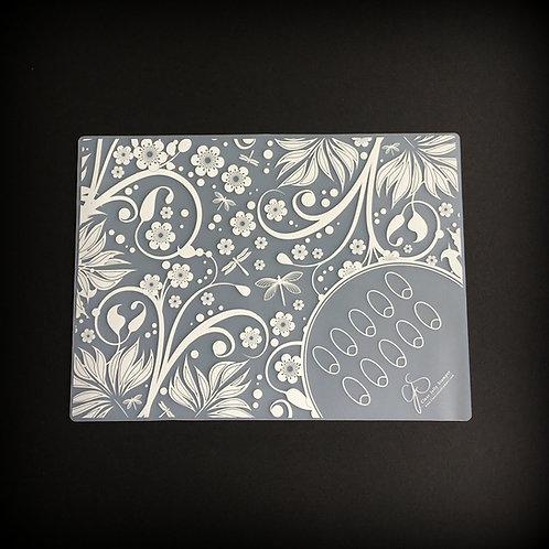 CjS Nail Art Mat - The Lesley