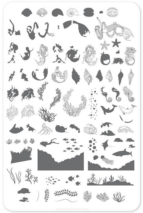 Suzie's Mermaid & Things (CjS LC-48 )