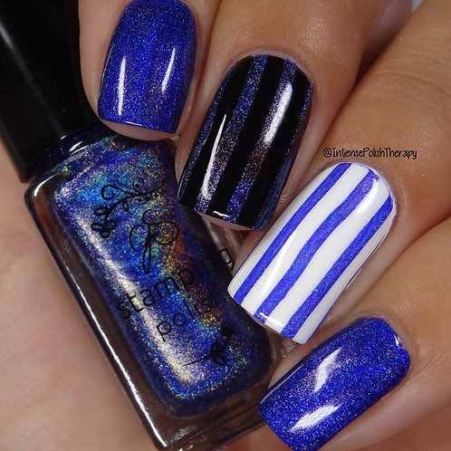 Holo 05 - Nail Stamping Color