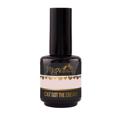 CAT GOT THE CREAM Magpie Gel Colour