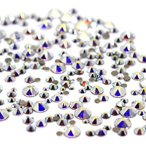 Crystal AB Size Mix of Swarovski®