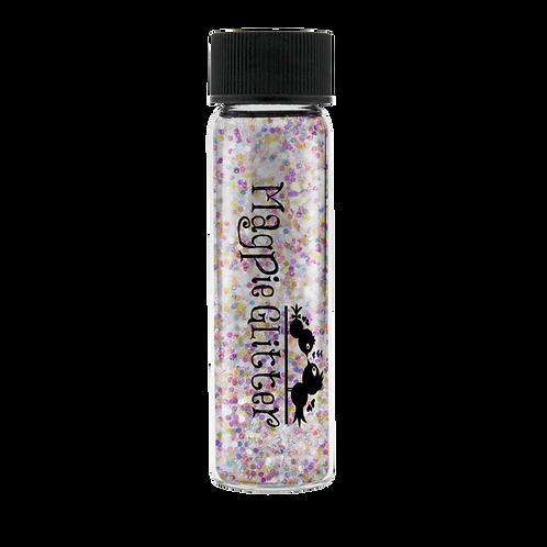 CRYSTAL Magpie Nail Glitter 10g Jar
