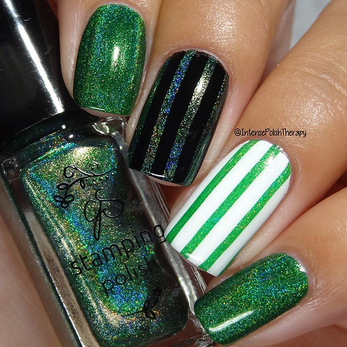 Holo 01 - Nail Stamping Color