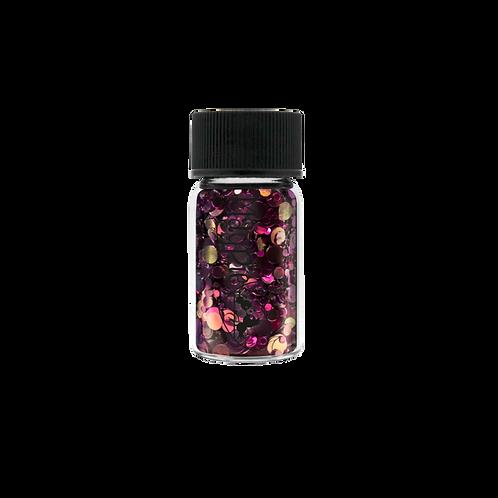 CIRCLES - KARDASHIAN Magpie Glitter Shapes 4g Jar