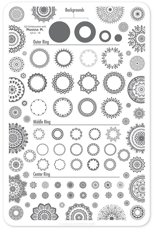 Myriad of Mandalas (CjSLC-18)