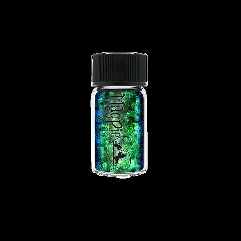 STARS (BETH) Magpie Glitter Shapes 3g Jar