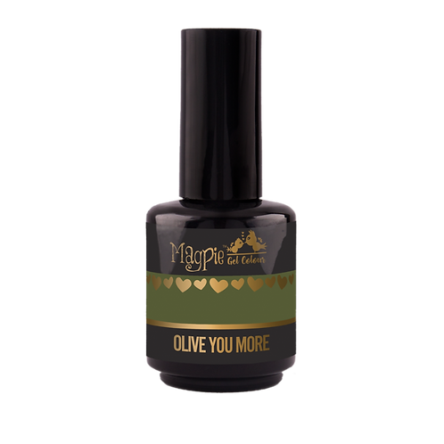 OLIVE YOU MORE Magpie Gel Colour