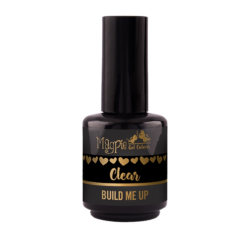 BUILD ME UP - CLEAR Magpie Builder Gel