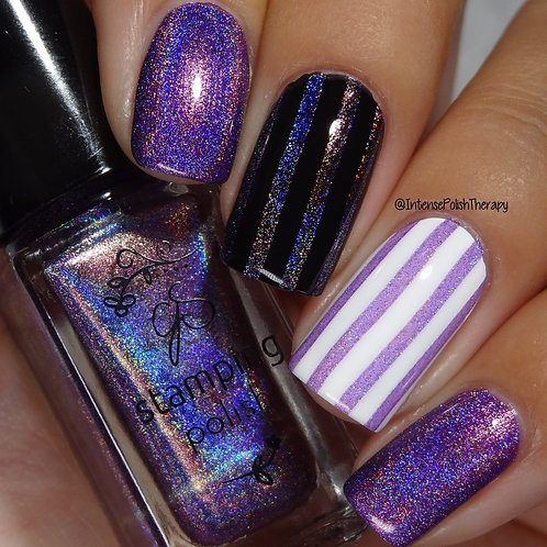 Holo 07 - Nail Stamping Color