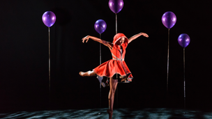 'RED RIDING HOOD'                                           BARBICAN THEATRE