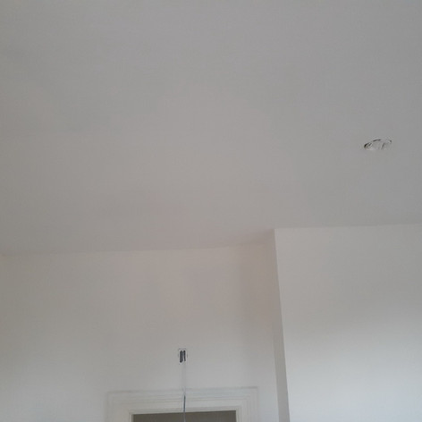 After at Historical Heck Andrews House Plaster Re