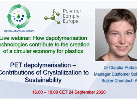 Live Webinar on 24 September 2020; 16:00 - 18:00 CET