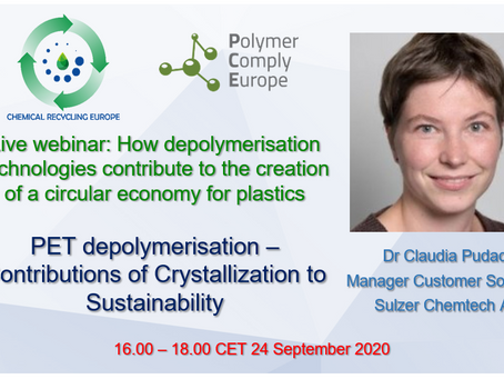 Live Webinar on 24 September 2020; 16:00 - 18:00 CET