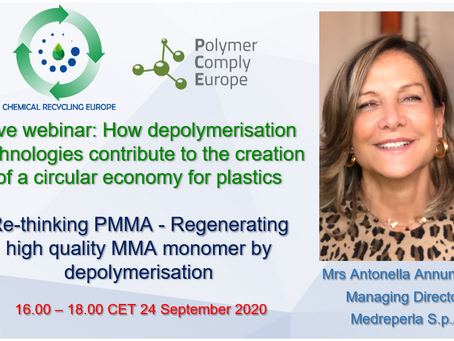 Join us for a Live Webinar on 24 September 2020; 16:00 - 18:00 CET