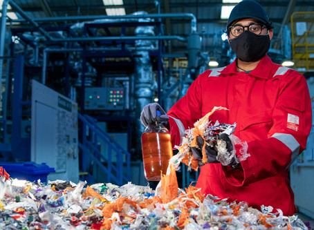 Recycling Technologies announces a new project to further develop and harness chemical recycling