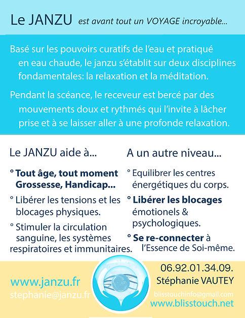 JANZU Relaxation Aquatique