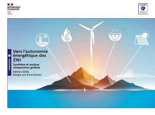 Vers l'autonomie énergétique des Zones non Interconnectées