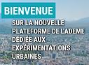 EXPE URBA - Expérimentations urbaines