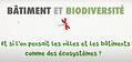 Bâtiment et biodiversité